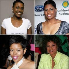 New all black women cast talk show