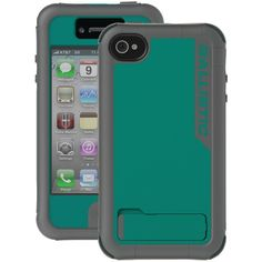 I'm selling BALLISTIC EV0890-M125 iPhone® 4/4S Every1 Case (Charcoal/Turquoise) - $39.99 #onselz