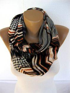 Scarf, Infinity Scarf, Shawl Circle Scarf Loop Scarf,Gift Scarf,Jersey Fabric