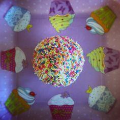 Sprinkles cupcakes. www.girlwithcake.co.za Sprinkle Cupcakes, Sprinkles, Candy, Desserts, Food, Tailgate Desserts, Deserts, Essen, Postres