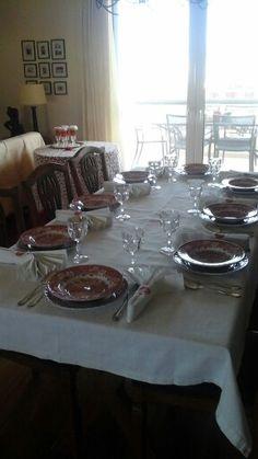 Πρόσκληση σε δείπνο.