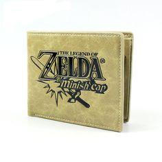 Legend Of Zelda Wallet Purse The Minish Cap
