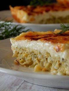 Κάποιες φορές τα λόγια δεν ξεπετάγονται απ΄το μυαλό μου ορμητικά, υπό μορφή χιονοστιβάδας. Για την ακρίβεια δεν βγαίνουν ούτε σ... Greek Recipes, Food Inspiration, Macaroni And Cheese, Dessert Recipes, Food And Drink, Cooking Recipes, Vegetarian, Lunch, Snacks