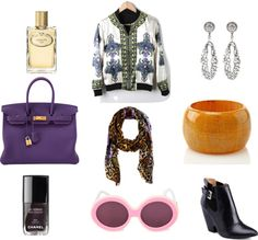 """Iris"" by malinandersson on Polyvore"