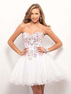 Short formal dresses - 3 PHOTO!