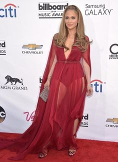 Jennifer Lopez | All The Looks From The Billboard Music Awards Red Carpet