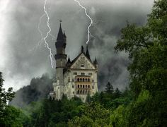 O Castelo dos contos de terror... :0)