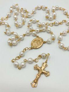 Catholic Jewelry, Rosary Catholic, Garnet Gemstone, Gemstone Beads, Peach Moonstone, Amethyst, Indian Agate, Red Tigers Eye, Rosary Bracelet