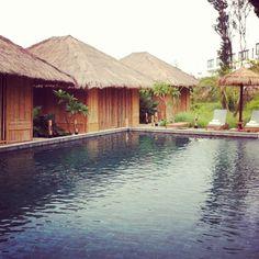 Pool at the Montigo Spa #bliss - @traveldivarita- #webstagram
