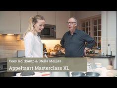 Hollandse appeltaart, een masterclass - YouTube Masterclass, Bakery, Youtube, Om, Youtubers, Youtube Movies, Bakery Business, Bakeries