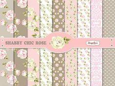 rose scrapbook paper - Google'da Ara