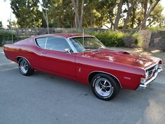 1968 Ford Grand Torino GT Fastback 428ci
