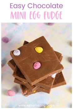 Food Art For Kids, Cooking With Kids, Mini Eggs, Bento Box Lunch, Fudge Recipes, Easter Treats, Kids Meals, Food Ideas, Dessert