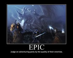 The wizard on the right is the Lich King of the Underdark. If any of you remember him... mwahaha...