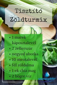 Fogyókúrás ételek - Az örök képlet, amire a zöld turmix elkészítéséhez szükséged van - kattints a képre és olvasd el a teljes cikket. Fast Weight Loss Diet, Best Weight Loss Foods, Healthy Recipes For Weight Loss, Weight Loss Meal Plan, Clean Eating Recipes, Power Smoothie, Healthy Lifestyle Motivation, Weight Loss Smoothies, Eating Habits