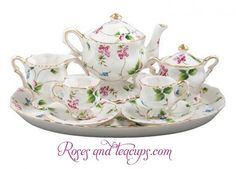 Roses and teacups