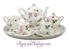 Rosas e xícaras de chá sorteio 1