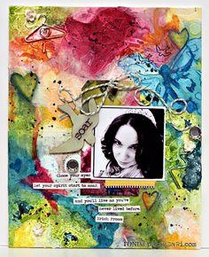 Ronda Palazzari Designs » Paper Crafting
