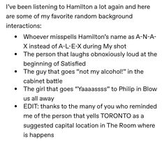 ✰ 𝚙𝚒𝚗𝚝𝚎𝚛𝚎𝚜𝚝 : @𝚌𝚊𝚒𝚝𝚕𝚒𝚗_𝚕𝚊𝚒𝚗𝚐 ✰ Hamilton Eliza, Hamilton Lin Manuel Miranda, Alexander Hamilton, Hamilton Fanart, Hamilton Musical, Harry Potter Memes, Musical Theatre, Percy Jackson, Broadway Shows