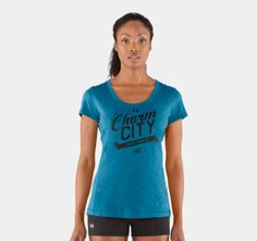 Women's UA Charm City Undeniable T-Shirt | 1246426 | Under Armour US
