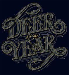 Deer of the Year by Luke Lucas