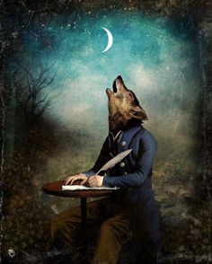 Anything can happen in a world that holds such beauty - Christian Schloe is a talented Chilean artist whose work includes digital art, painting, illustration, and photography. Max Ernst, Pop Surrealism, Digital Painter, Digital Art, Art Visionnaire, Illustrator, Magritte, Visionary Art, Wassily Kandinsky