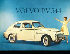 Love this old school volvo