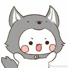 Chibi Cat, Little Panda, Kawaii, Panda Bear, Avatar, Cute Pictures, Hello Kitty, Cute Animals, Animation