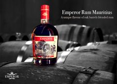 Make the countdown until Christmas tick away by drinking alluring flavors of #EmperorRum.  #emperorrum #worldsbestrum #mauritius #moretocome #staytuned