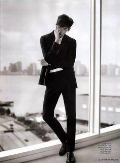 InStyle Magazine Lee Jong Suk