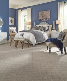 Europa color 00573 from Tuftex Carpets of California. Available in area rugs and broadloom.