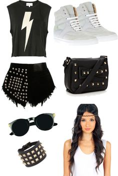 Here is Rocker Outfit Ideas Picture for you. Rocker Outfit Ideas rocker chic trend for women is back 2020 stylefavourite. Rocker Chic Outfit, Rocker Chic Style, Rocker Girl, Chic Outfits, Summer Outfits, Sixties Fashion, Chic Dress, Party Fashion, Womens Fashion