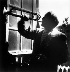 Pablo Picasso Photo : Robert Capa - 1940