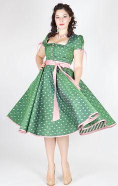 Sportalm Blusen Dirndl Isadora 70er 38 grün im Trachtenhimmel online bestellen und kaufen - Dirndl und Trachten Trachtenhimmel