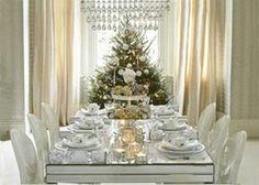 Christmas Inspiration Day All White Christmas Decor
