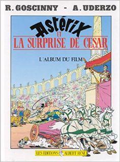 Bande Dessinée - Astérix et la surprise de César : L'album du film - d'après Uderzo et Goscinny Collectif - Livres