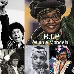 A humanitarian a woman of courage and a Queen.  You will never be forgotten peace be with you.. Winnie Mandela. #rip #winniemandela #nelsonmandela #queen #soldier #winnie #mandela #freedom #endapartheid #southafrica #africa