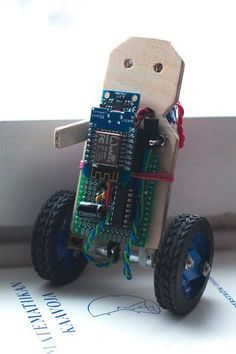 Ever since I started tinkering with Arduino and embedded systems, I've been pretty excited about building a self-balancing, Segway-like robot. There's a wealth of similar projects and resources around the Internet. The first prototype was built inside a plastic lunch box. It used an Arduino Nano and infrared remote control. It used the MPU6050 inertial measurement unit for detecting the orient..