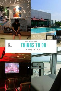 Flying through Singapore and have a few hours to spare in Changi Airport? Fortunately, Singapore's Changi Airport is designed to keep weary travellers happy, relaxed and refreshed. Here are our top 10 things to do in Changi Airport