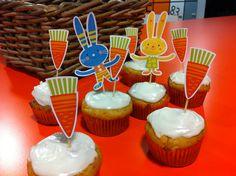 Gluteenittomat, maidottomat, munattomat ja pähkinättömät porkkanakakkumuffinssit. lasten | askartelu | pääsiäinen | käsityöt | koti | leivonta | gluteeniton | munaton | maidoton | DIY ideas | kid crafts | Easter | home | baking | glutein free | dairy free | egg free | Pikku Kakkonen