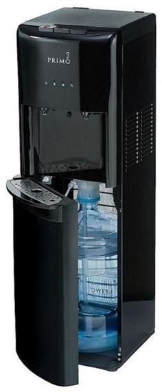 Water Cooler Dispenser Bottom Load Stainless Steel Hot Cold Waters Bottle Office #WaterCoolerDispenser