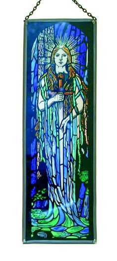LADY OF THE LAKE PANEL