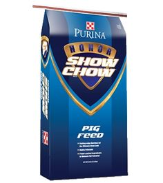 20% Protein8% Fat2.0% FiberHSC Prelude 309 is a pig starter formulated to be fed to pigs from 16 to 25 pounds, but can be fed to heavier pigs.Honor Show Chow Prelude 309 is a pig starter formulated to be fed to pigs from 16 to 25 pounds, but can be fed to heavier pigs. TARGETED NUTRITION- Extremely small pellet for improved intake and pellet quality.- Medicated with CTC and Denagard to prevent and control respiratory and digestive tract diseases.- Formulated with very high-quality animal…