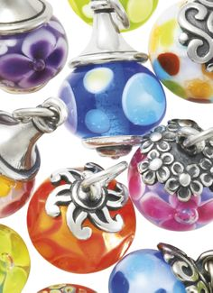 Avery Art Glass Collection #charms