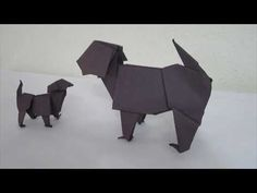 Origami Dog - Introduction