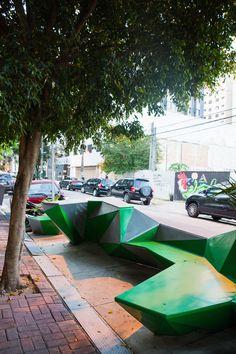Parklet Heineken