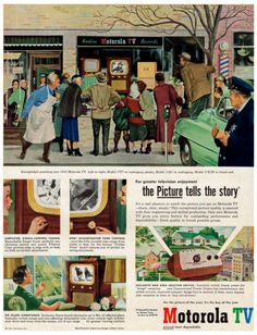 Vintage Tv Ads, Vintage Advertisements, Vintage Television, Retro Advertising, Record Players, Old Ads, Tv Guide, Classic Tv, The Good Old Days