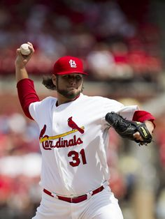 starting pitcher- Lance Lynn 8-18-12