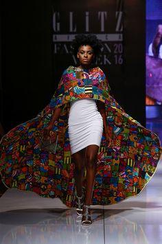 GLITZ AFRICA FASHION WEEK » SELINA BEB