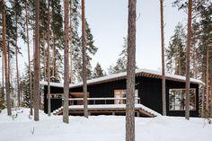 Casa Kettukallio, en Finlandia - ARQA